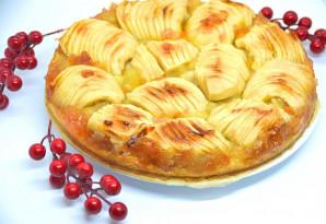 Норвежский яблочный пирог - фото шаг 11