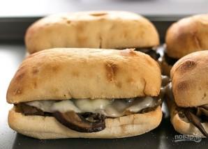 Вегетарианские французские сэндвичи - фото шаг 11