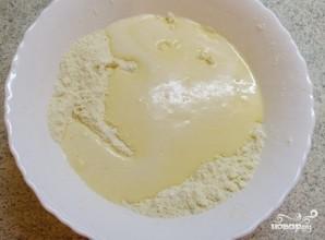 Песочный яблочный пирог - фото шаг 5