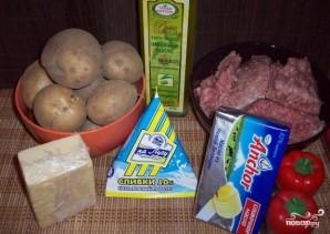 Картофельное пюре с фаршем - фото шаг 1