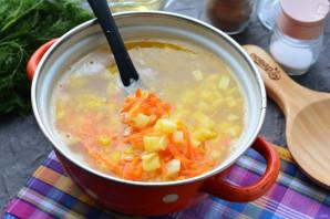 Гороховый суп для диабетиков - фото шаг 7