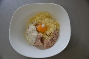 Куриный суп с сырными шариками - фото шаг 7