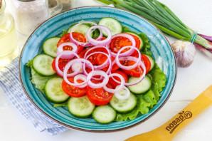 Грузинский салат - фото шаг 4