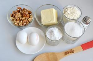 Ореховые пирожные - фото шаг 1