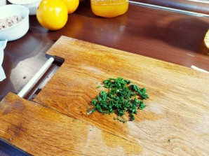 "Салат с куриным филе ""Рандеву"" - фото шаг 4"