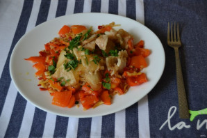 Кальмары в чесночном соусе  - фото шаг 22