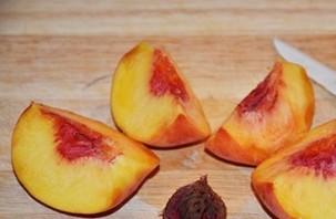Варенье из персиков без сиропа - фото шаг 1