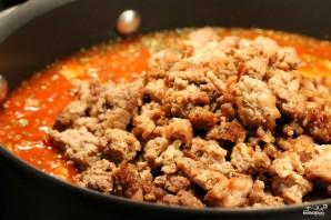 Томатно-мясной соус - фото шаг 10