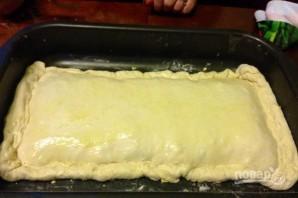 Вкусный рыбный пирог - фото шаг 7