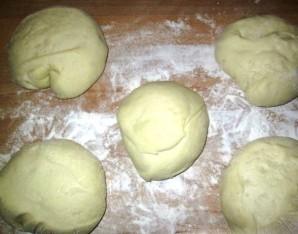 Осетинский пирог на сковороде - фото шаг 2