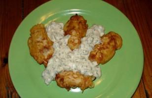 Рыбное филе в кляре - фото шаг 4