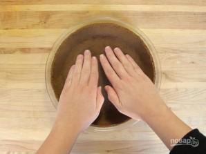 Кофейный пудинг-пирог - фото шаг 3