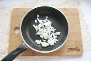 Тыква с грибами - фото шаг 4