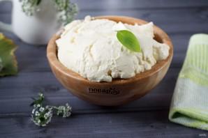 Крем-сыр из сметаны и молока - фото шаг 5