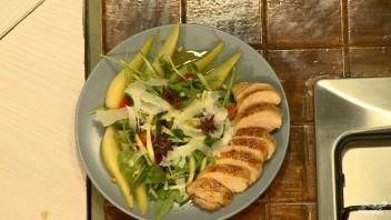 Салат из утки - фото шаг 3