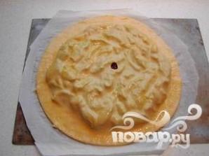 Пирог с карамельными яблоками - фото шаг 14