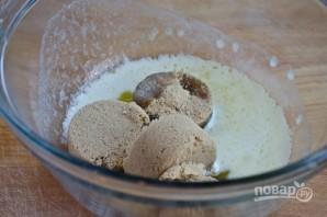 Шоколадный хлеб с цукини - фото шаг 2