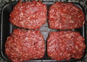 Американский бургер - фото шаг 2