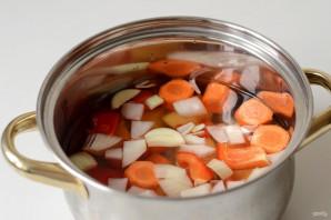 Имбирный суп-пюре - фото шаг 3