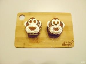Пирожные Обезьянка - фото шаг 13