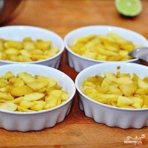 Шведский яблочный пирог - фото шаг 12
