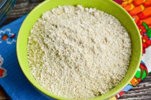 Овсяное песочное печенье - фото шаг 2