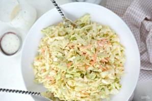 Капустный салат с заправкой - фото шаг 3