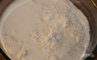 Сдобное дрожжевое тесто для пирогов - фото шаг 2