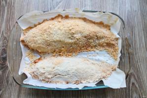Окунь в соли в духовке - фото шаг 8