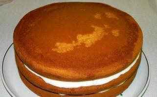 Торт на день рождения девочке 1 год - фото шаг 18