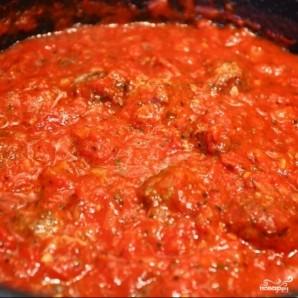Соус из консервированных помидоров - фото шаг 3