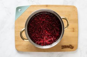 Чатни из красной смородины