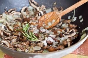 Каша перловая с грибами - фото шаг 5