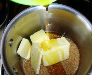Имбирный пирог с ревенем - фото шаг 2