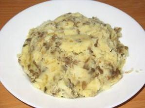 Пирожки с грибами и картошкой - фото шаг 5