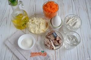 """Морковный торт """"Рыжий дружок"""" - фото шаг 1"""