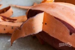Пюре из сладкого картофеля - фото шаг 1