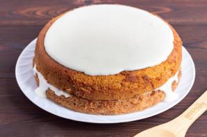 "Торт ""Негр в пене"" - фото шаг 8"