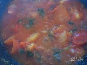 Чесночно-томатный соус - фото шаг 4