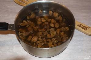 Грибная подлива из сушеных грибов - фото шаг 4