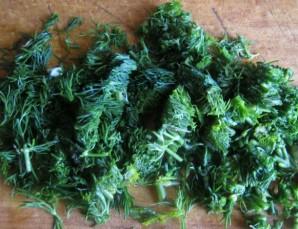 Салат из огурцов на зиму без стерилизации - фото шаг 7