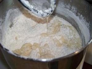Пирожки с сосиской - фото шаг 5