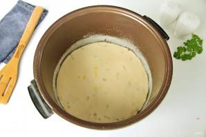 Пирог с мясом в мультиварке - фото шаг 10