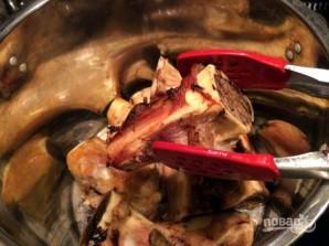 Насыщенный говяжий бульон - фото шаг 3