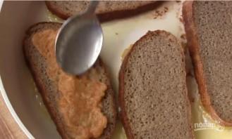 Гренки с картошкой - фото шаг 5