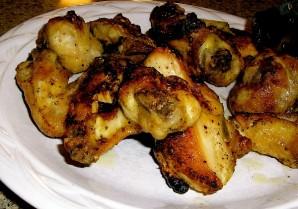 Курица в лимонном соусе - фото шаг 8
