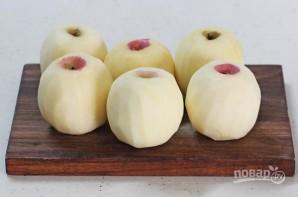 Яблочный фреш - фото шаг 2