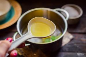 Напиток с мятой и лимоном - фото шаг 5