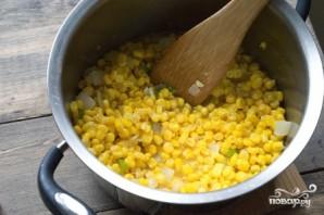 Кукурузный суп-пюре - фото шаг 8