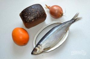 Селедка с апельсином - фото шаг 1